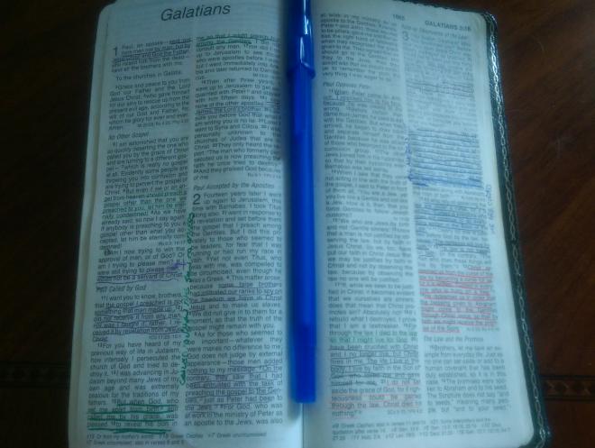 my Bible v2