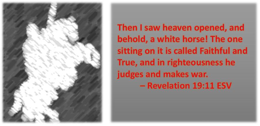Jesus Brings a Sword – Human Effort